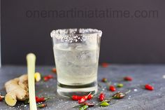 spicy margarita recipe with infused tequila