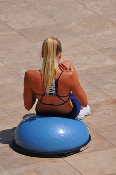 BODY SCULPTING/STRETCHING WITH #BOSU BALL #EXERCISE ROUTINE. SCULPT & STRETCH your major #muscles, relieve soreness, decrease depression, understand your limitations. FOR MORE FREE #EXERCISE VIDEOS VISIT www.youtube.com/user/gymra1