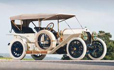 1924 Mercedes Sport Phaeton
