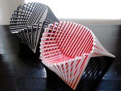 Rising Chair by Robert van Embricqs