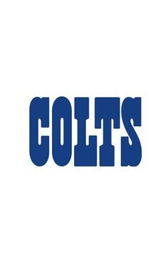 Colts Football <3