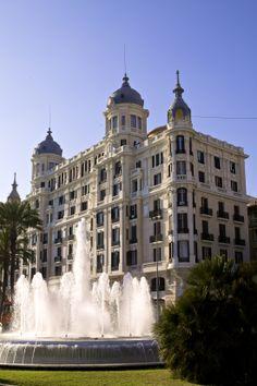 Casa Carbonell de Alicante, Spain