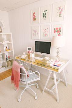 IKEA hack: desk