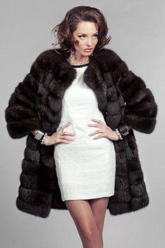 fur fur coat, fur fashion, sabl fur