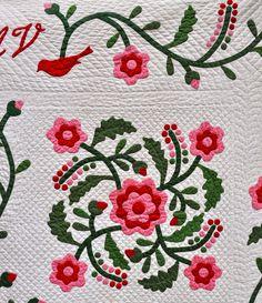 Barb Vedder's Rose quilt