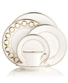Lenox Solitaire White Dinnerware - Fine China