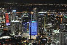 LEED Platinum office in Miami