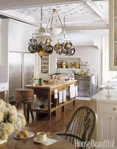 Texture-Rich Kitchen
