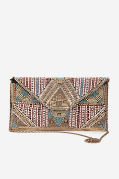 Ecote Arts Of Ruin Clutch  #UrbanOutfitters