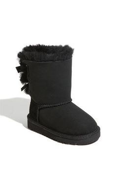 UGG® Australia 'Bailey Bow' Boot (Walker, Toddler, Little Kid & Big Kid) available at #Nordstrom