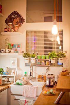 small kitchens, little kitchen