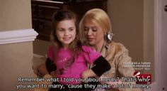Toddlers & Tiaras... I hate that I give them ratings but I just can't get over these crazy moms and bratty kids.