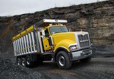 Products | Heavy Haul Series | Titan dump