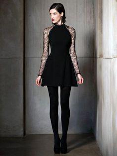 dare dress, fashion, cloth, estilo, nha khanh, style pinboard, lbd, style hound
