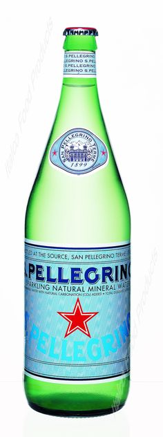 SAN PELLEGRINO, MINERAL WATER