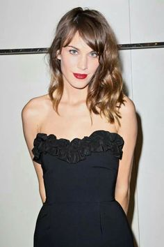 Alexa Chung - always and forever the best hair