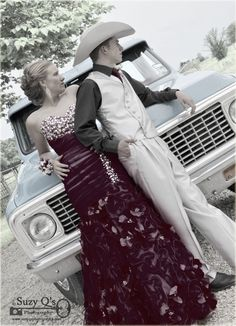 Country couple