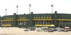 Green Bay Packers Stadium