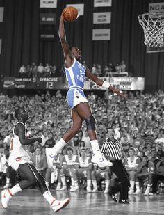 Michael Jordan. http://alumni.unc.edu