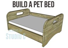 Build a Place for Your Furry Friend to Nap