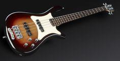 Warwick Streamer Bass