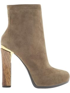 Get outta here Nine West!  Wooden heel loven!!! Update: Purchased!