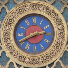 Cairo Train Station Clock Face
