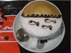 #coffee - Edge Of The Plank: Coffee Art