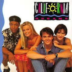 """California Dreams"" 1992 