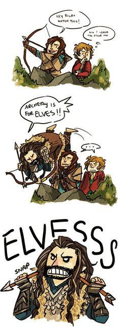 Oh, Thorin!