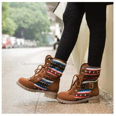 cats, pattern, shoes boots winter, closet, aztec boot, accessories, winter boots, tribal style, cold weather