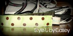 Handmade by Hilani: Style U by Casey {Giveaway} - Fitness Headband
