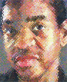 Chuck Close Pic 3