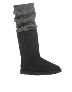 UGG Tularosa Route Detachable Knit Boots  $392.85