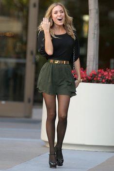 leg, fall fashions, weight loss, kristin cavallari, outfit, pump, oliv, tight, shoe