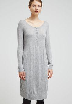 Noa Noa - Gebreide jurk - Grijs