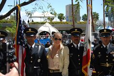 LeAnn Rimes came out to support her husband Eddie Cibrian and also sang the National Anthem at the 2012 Toyota Pro/Celebrity Race. #TPCR