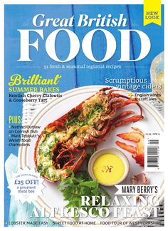 Great British Food Magazine - June 2014