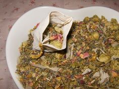 Still Room Herbs - Simple Herbal Gifts - Dream pillows