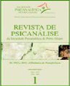 Revista de Psicanálise da Sociedade Psicanalítica de Porto Alegre: De 1912 a 2012: a dinâmica da transferência. Porto Alegre: SPPA, v.19, n.1 , abr. 2012. 245 p.