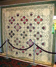 Floral Celtic .. wow!