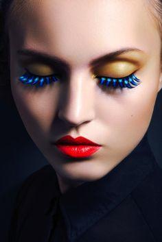 eyelashes though