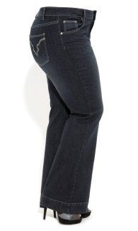 plus size jeans from City Chic Online