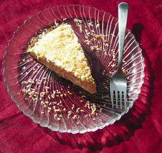 Gluten-free Toasted Coconut Cream Pie