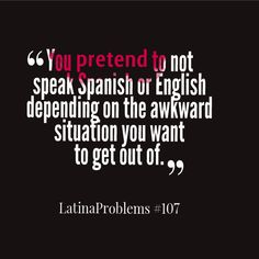 I'm not Latina, but it works with Portuguese too lol