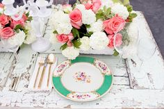 Vintage wedding styling tips