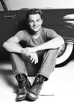 Leonardo DiCaprio.♥ omg young dicaprio!!