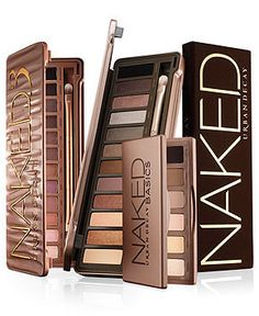 Urban Decay NAKED cosmetics, THE best out there!
