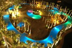 hotel lazy river, Destin, Florida