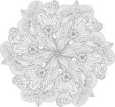 Mandala 594
